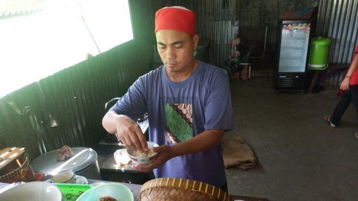 Mantan terpidana kasus terorisme Bom Bali Jilid I Joko Triharmanto (44) alias Jack Harun.