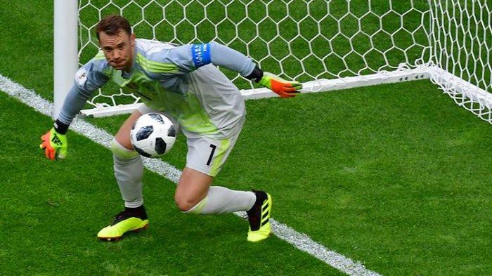 Kekecewaan Manuel Neuer Usai Jerman Tersingkir dari Piala Dunia 2018