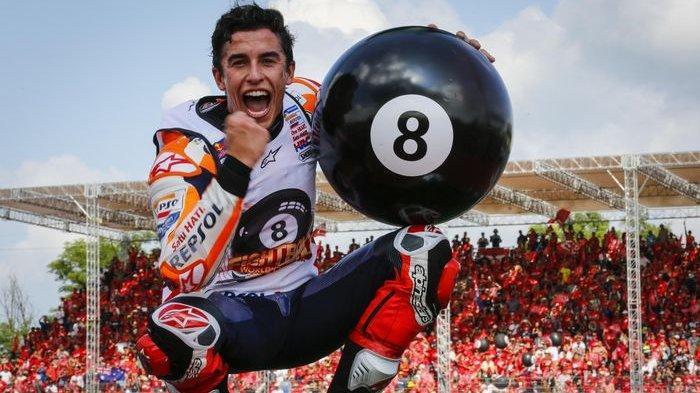 Marc Marquez Buka Kunci Kesuksesannya Jadi Juara MotoGP, Berawal dari Rumah