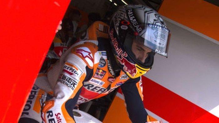 Marc Marquez Tantang Lewis Hamilton Adu Kecepatan di Sirkuit