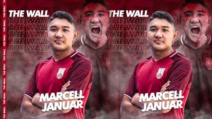 Update Cedera Marcell Januar : Dua Bulan Lagi Balik ke Pelukan Persis Solo, Kini Proses Penguatan