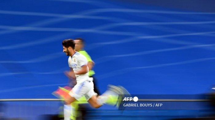 Berkat Carlo Ancelotti, Marco Assensio Urung Cabut dari Real Madrid, Unjuk Gigi di Lini Tengah