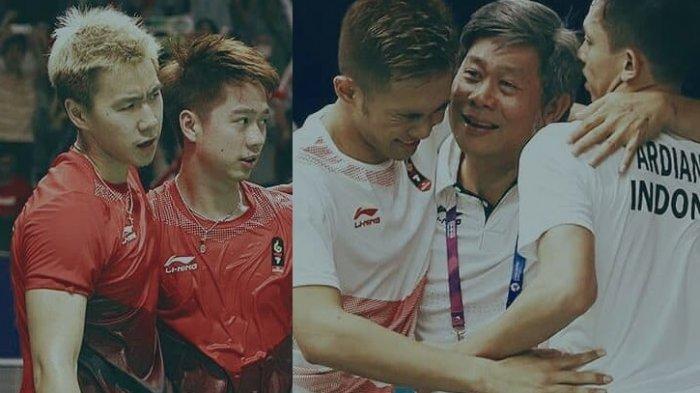 Marcus/Kevin dan Fajar/Rian akan Berebut Tiket ke Semifinal Singapore Open 2019