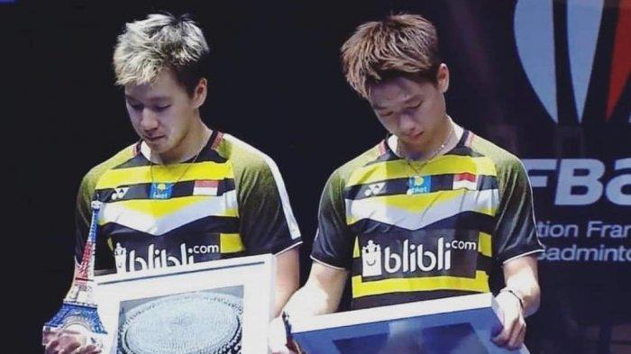 Positif Covid-19, Kevin Sanjaya Batal Ikuti 3 Turnamen di Thailand