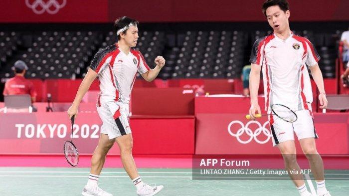 Berikut Jadwal Pertandingan Badminton Olimpiade Tokyo 2020, Tim Indonesia Bertanding Hari ini
