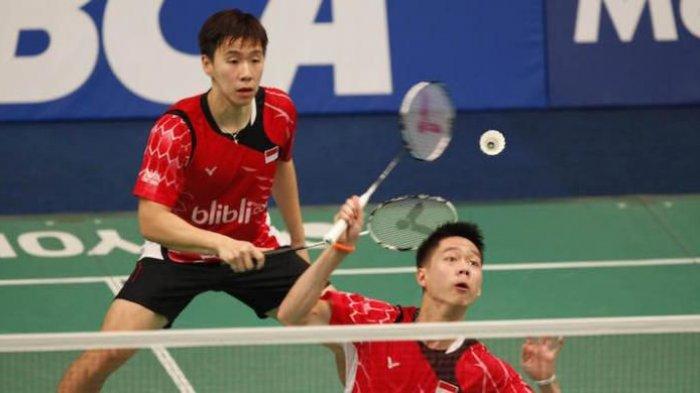 Tak Pernah Menang Lawan Marcus/Kevin, Ganda Malaysia Santai Jelang Perempat Final Badminton