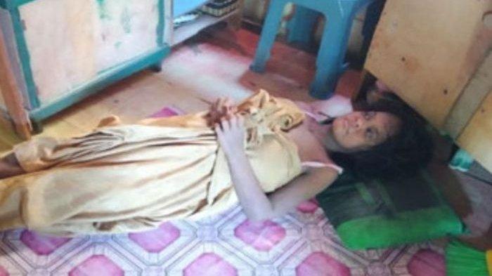 Kisah Pilu Pemulung di Riau yang Tiba-tiba Buta, Hidup Menderita, Suami Pergi dengan Wanita Lain