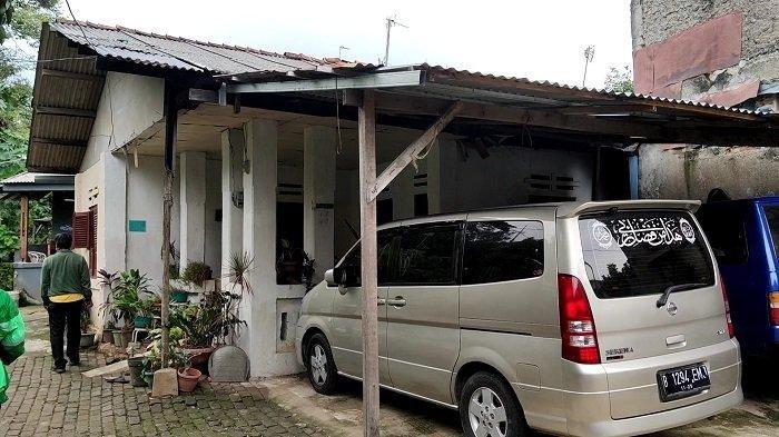 Markas Kekaisaran Sunda Nusantara.