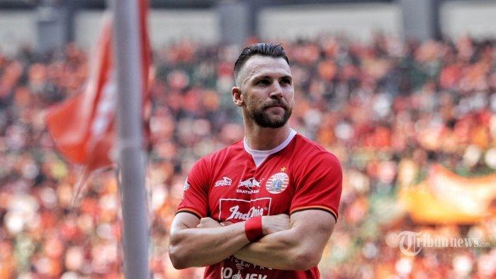 Marko Simic Resmi Jadi Top Scorer Liga 1 2019, Ini Komentar Bijaknya
