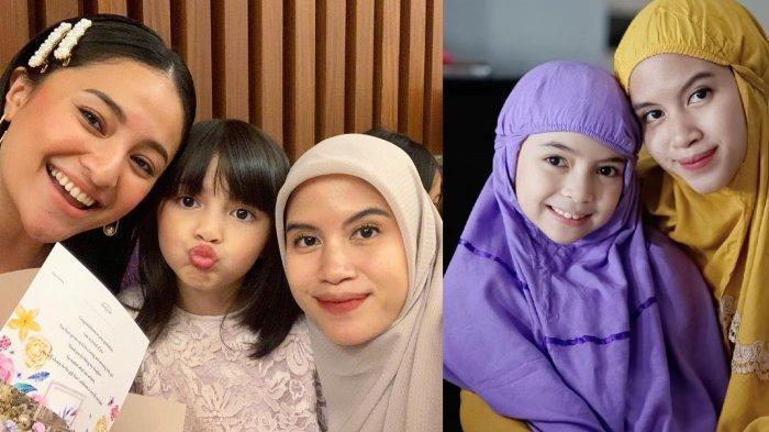 Jadi Ibu Tiri Sienna, Nesyana Ayu Istri Ben Kasyafani Curhat soal Putri Marshanda yang Genap 8 Tahun