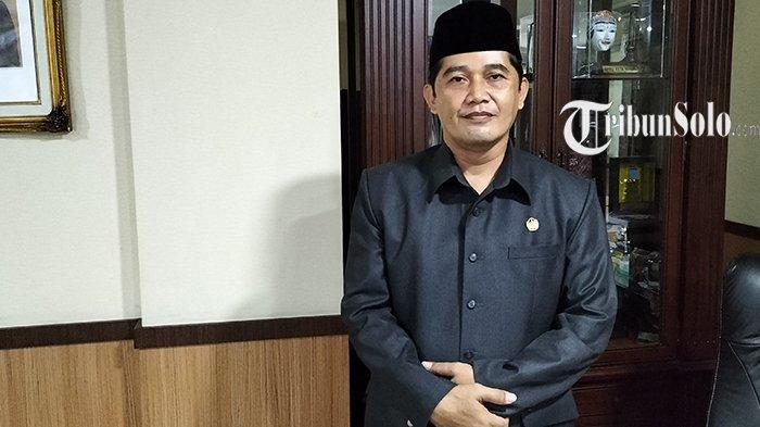 Biodata Marsono, Ketua DPRD Boyolali: Hobi Pelihara Sapi, Tak Gengsi Bersihkan Kandang