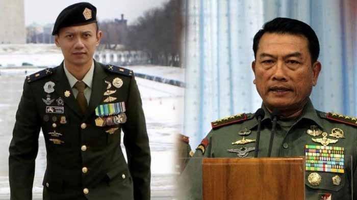 AHY vs Moeldoko, Putra SBY Cium Gelagat Moeldoko: Sejak Awal Ingin Ambil Alih Kepemimpinan Demokrat