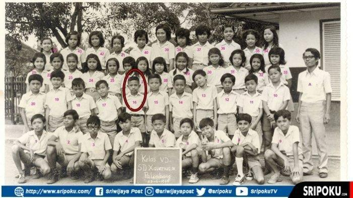 Dua Menteri Ternyata Pernah Sekolah di SD yang Sama, Tito Pemalu, Kalau Basuki Pekerja Keras