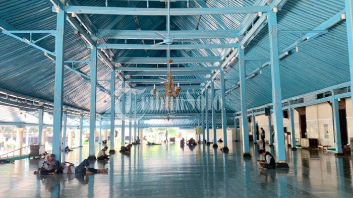 Besok, Masjid Agung Solo Gelar Salat Idul Fitri, Jemaah Wajib Pakai Masker & Jumlah Dibatasi