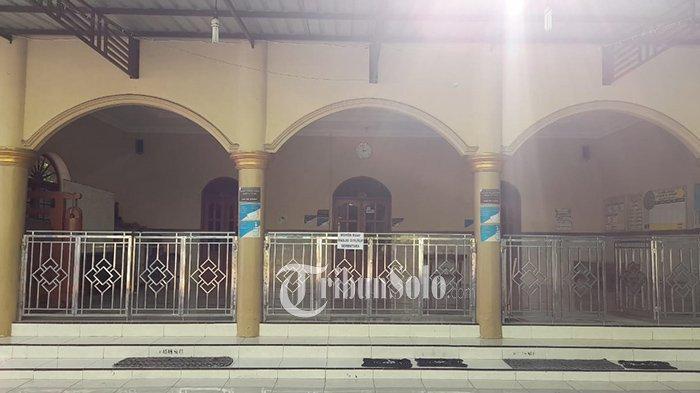 Takmir Masjid Al Akbar Klaten Positif Covid-19, Istri dan Anaknya Kena Tracing, Hasilnya Negatif