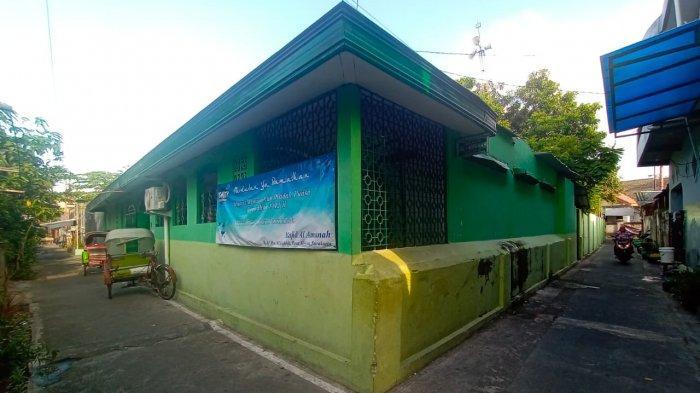 Meski Ada Imbauan Salat Id di Rumah, Masjid di Sangkrah Solo Ini Tetap Gelar Salat Id Berjamaah