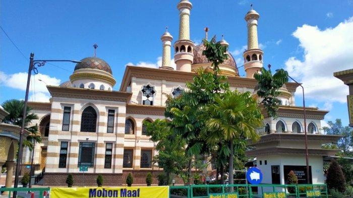 Masjid Raya & Al Aqsha Klaten Boleh untuk Salat Idul Adha,Tapi Ini Syarat yang Wajib Dipatuhi Jemaah