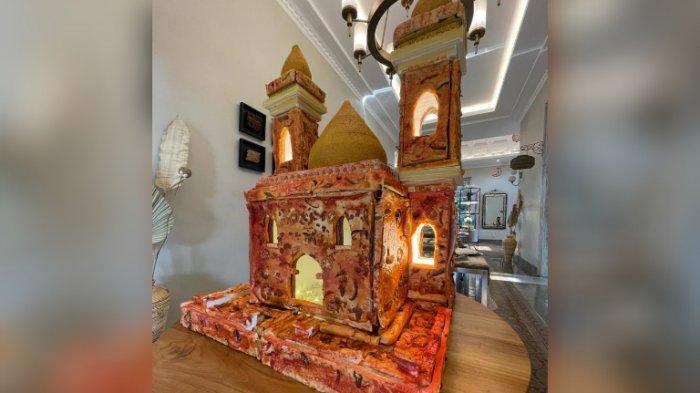 Menyambut Ramadan, Canting Londo Kitchen Hadirkan Masjid Pizza