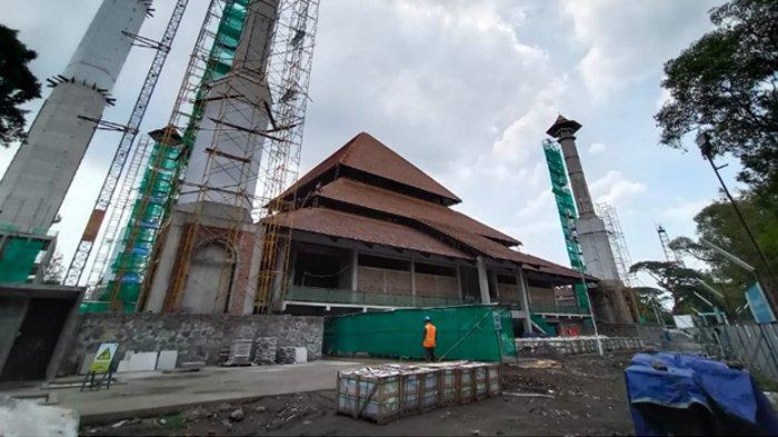 Pembangunan Masjid Sriwedari Berlanjut? Sekda Solo : Wali Kota Solo Siap Membantu