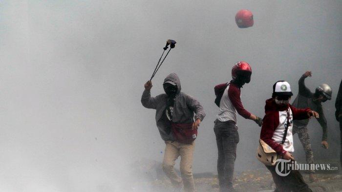 447 Terduga Perusuh Aksi 22 Mei Ditangkap Polisi, 67 Orang di Antaranya Anak di Bawah Umur