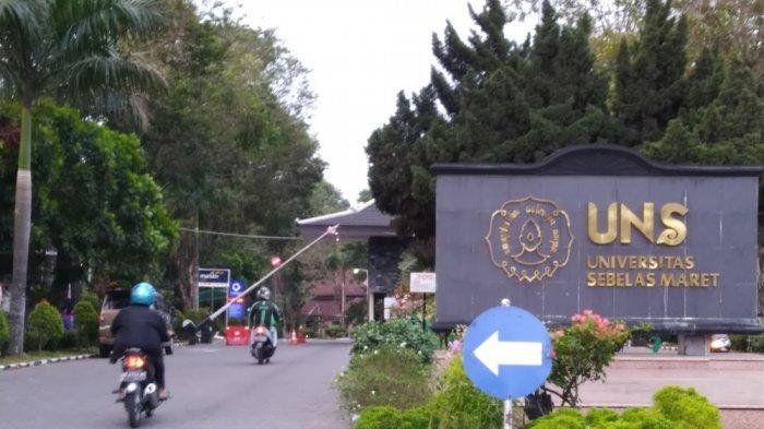 Pengumuman SNMPTN di Tengah Wabah Corona, UNS Gelar Jumpa Pers Online