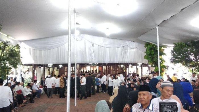 Upacara Pelepasan Jenazah Ani Yudhoyono di Cikeas akan Dipimpin Ketua DPR