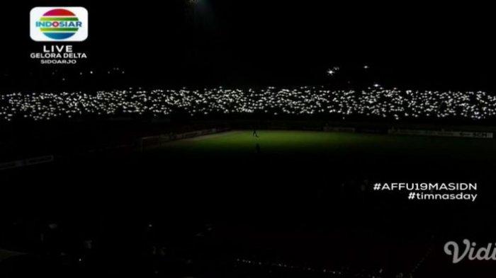 PLN Tak Mau Disalahkan Terkait Insiden Lampu Mati di Semifinal Piala AFF U-19
