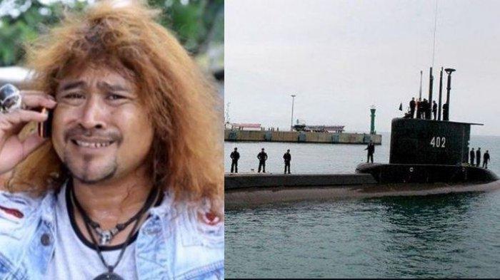Kang Komar Tak Muncul di Preman Pensiun 5, Kini Baru Berduka, Keluarga Jadi Awak KRI Nanggala-402