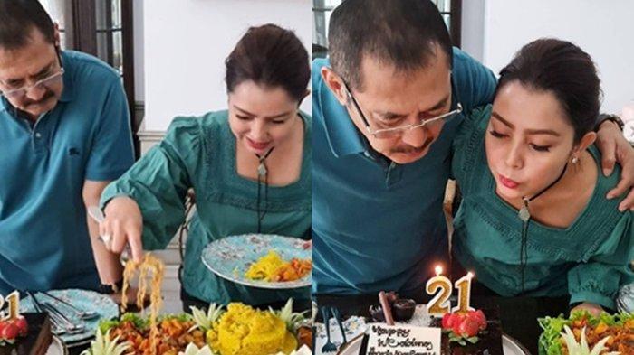 Mayangsari Ingin Selalu Tampil Cantik di Hadapan Suami, Kini Bahagia Rayakan Anniversary ke-21