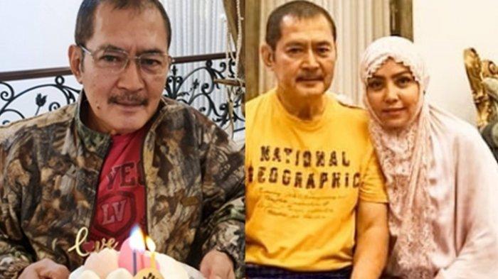 Mayangsari rayakan ulang tahun Bambang Trihatmodjo