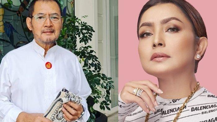 Suami Mayangsari Bambang Trihatmodjo Disebut Sudah Berumur dan Sepuh, Mayangsari: Tetap Kusayang