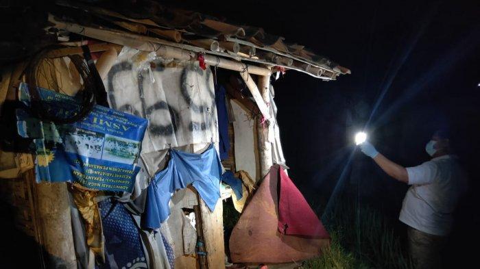Pria Asal Wonogiri Tinggal di Gubuk Sawah di Sukoharjo, 4 Hari Tak Terlihat, Ternyata Meninggal