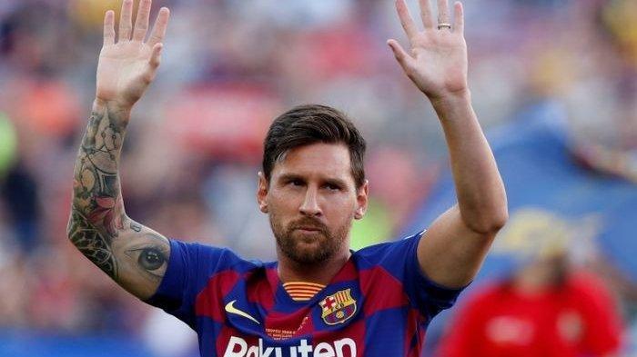 Ada yang Lemah hingga Cuma Bisa Berlari seperti Ayam, Lionel Messi Minta Barcelona Jual 3 Pemain Ini