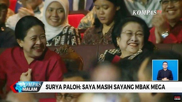 Surya Paloh Kirim Intelejen Investigasi Viralnya Video Dirinya Tak Disalami Megawati, Ini Hasilnya