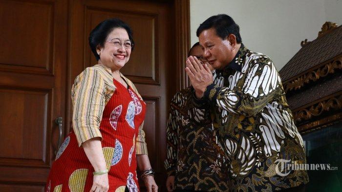 Muncul Wacana Duet Mega-Prabowo di Pilpres 2024, Tjahjo Kumolo Beri Jawaban 'Abu-abu'