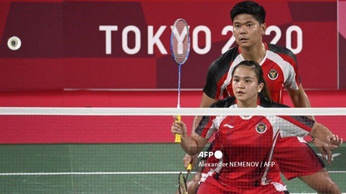 Jadwal Badminton Olimpiade Tokyo 2020: Praveen/Melati Hadapi Lawan Berat Ganda Campuran China