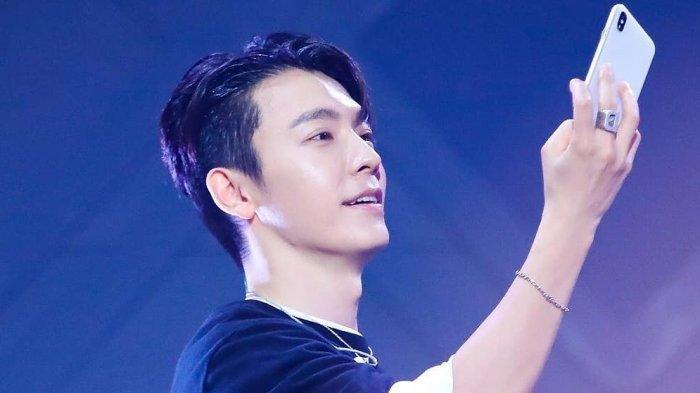 Aksi Lee Donghae Super Junior saat Konser di Arab: Ucap Salam hingga Minta Penggemar Betulkan Hijab