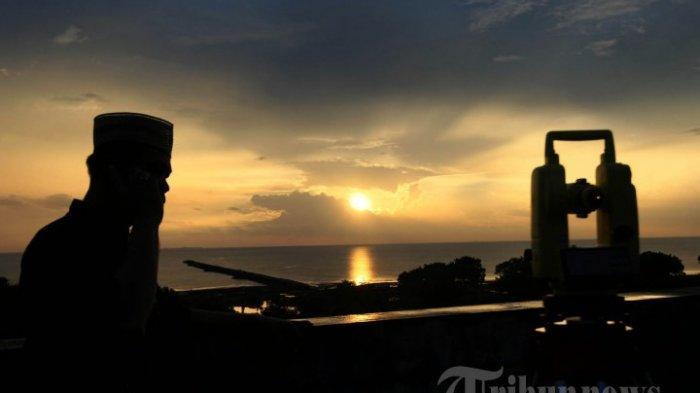 Bukan Besok, Idul Fitri Jatuh Kamis 13 Mei karena Hilal Tak Tampak di Solo, Jadi Puasa Genap 30 Hari