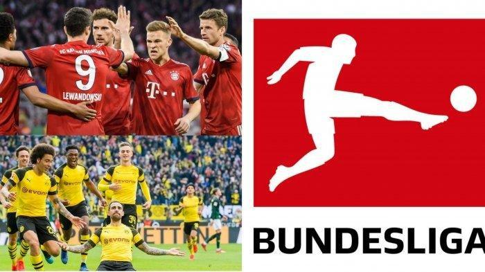 Link Live Streaming Bayern Munchen vs Borussia Dortmund Pada Piala Super Jerman, Tayang Malam Ini