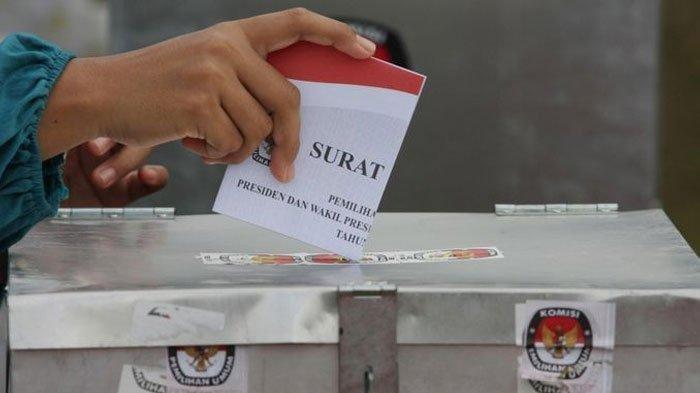 Hasil Real Count KPU Data 60,99 Persen : Jokowi-Ma'ruf 56,07 Persen, Prabowo-Sandiaga 43,93 Persen
