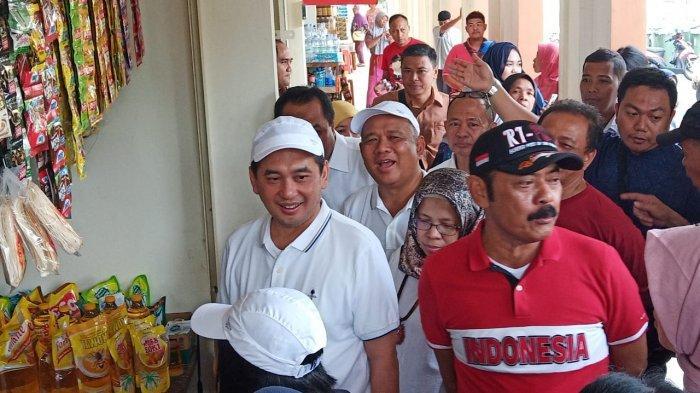 Pedagang Beras di Pasar Jebres Solo Dapat Pesan Khusus dari Menteri Perdagangan, Apa Isinya?