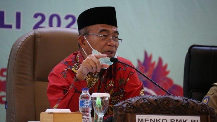 Jokowi Tunjuk Menko PMK Muhadjir Effendy Menjalankan Tugas Mensos, Bukan Luhut