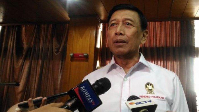 Ada Tudingan Konspirasi Pemerintah dan KPU Merekayasa Hasil Pemilu, Wiranto : Itu Ngawur