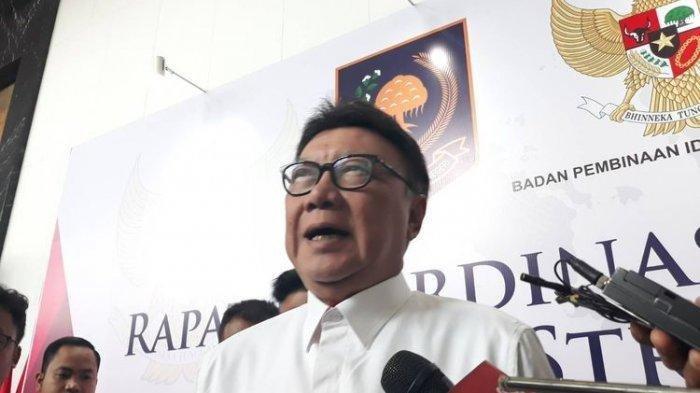 ASN di Pilkada 2020, Menteri Tjahjo Kumolo : 70 Persen Netralitas Tidak Terjaga