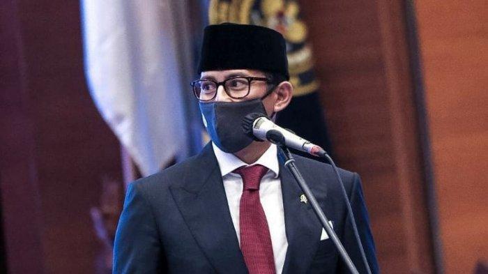 Sandiaga Uno Beberkan Pesan Wakil Presiden Ma'ruf Amin: Kembangkan Wisata Halal sampai Desa Wisata