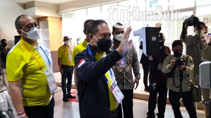 Buka Liga 2 di Stadion Manahan Solo, Menpora Zainudin Minta : Bertanding Profesional, Jaga Persatuan