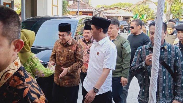 Menteri Agama Fachrul Razi Hadiri Pelantikan Ranting Muslimat NU Sukoharjo, Ini Pesannya