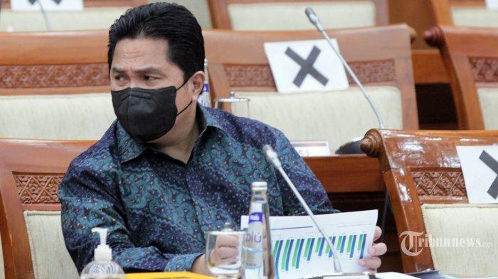Buntut Panjang Kasus Alat Rapid Test Bekas, Menteri Erick Thohir Pecat Seluruh Direksi Kimia Farma