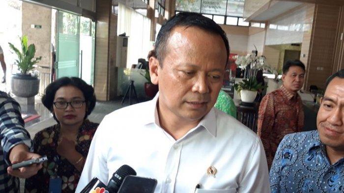 Menteri KKP Edhy Prabowo Sebut Bakal Tenggelamkan Kapal Nelayan Asing, Asalkan . . .