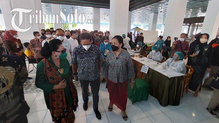 Vaksinasi Covid-19 Sudah Lampaui Batas, Menkes Budi Gunadi Pastikan Jatah untuk Kota Solo Dipangkas